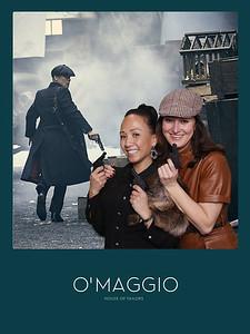 Omaggio Grooms Night