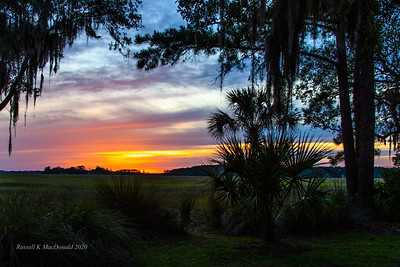 2020-05-09 Sunset at The Landings