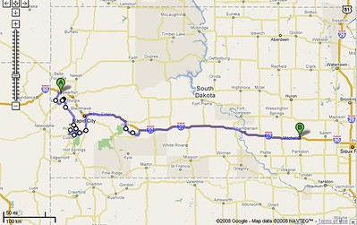 2008/July 15 - to Mitchell, SD