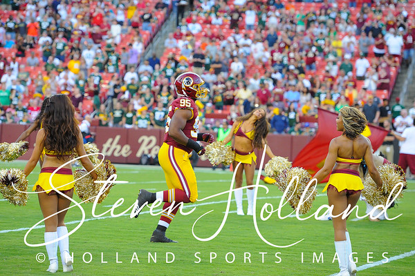 Football - NFL: Redskins vs Packers 8.19.2017 (by Steven Holland)