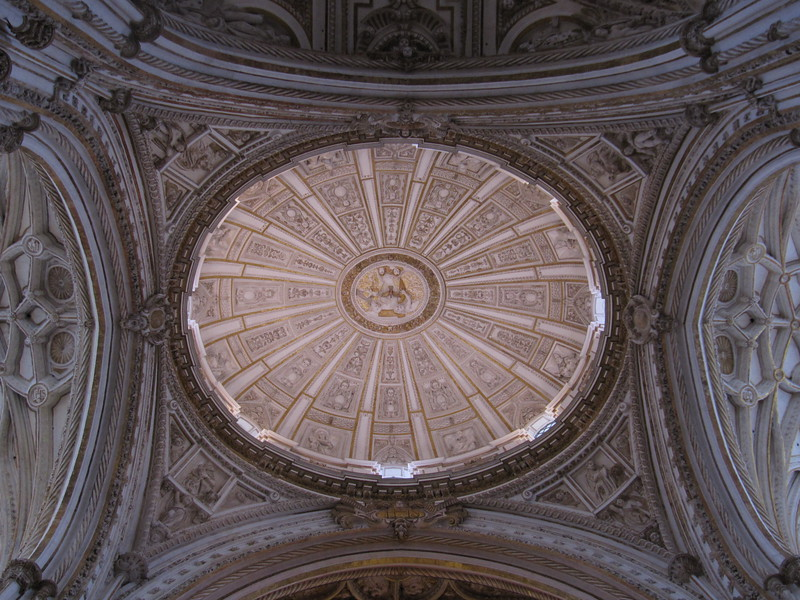 Mosque-–Cathedral of Córdoba