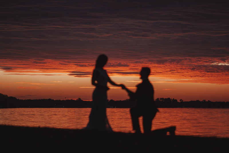 Sunset Wedding Lake Shore Yacht and Country Club Cicero New York 063.jpg