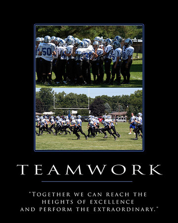 Shelby Lions Football Club - 2007 JV Football Team