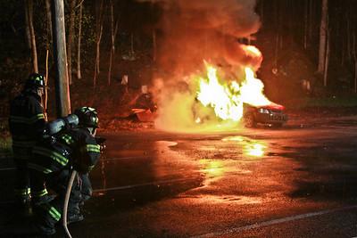 4-19-11 Car Fire Drill