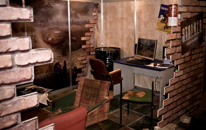 S.T.A.L.K.E.R. Call of Pripyat on KRI 2009