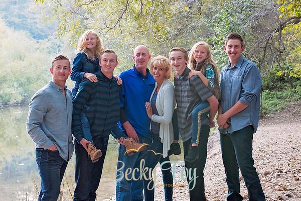 Snider Family 2016