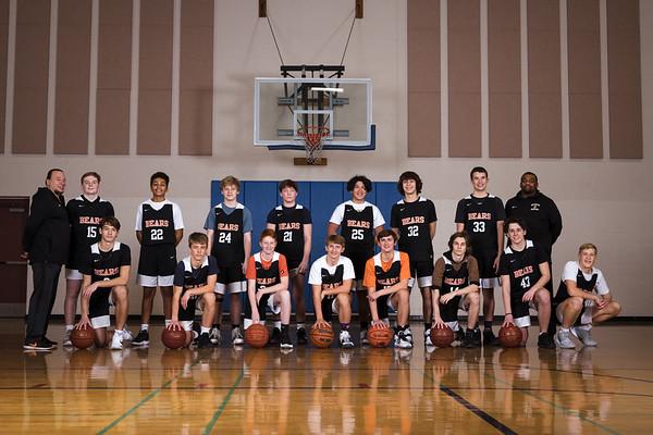 WBL 9th/10th Grade Portraits  2021