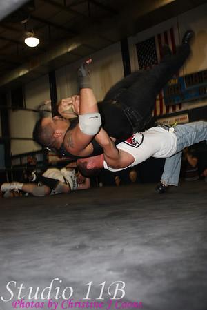 PWS BRAWL FOR PAUL - May 29, 2009 - Garfield, NJ