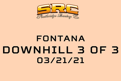 FONTANA DOWNHILL 03/21/2021 GALLERY 3 OF 3