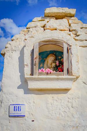 Shrines and Tiny Churches