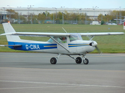 Coventry Airport, 30th April 2016