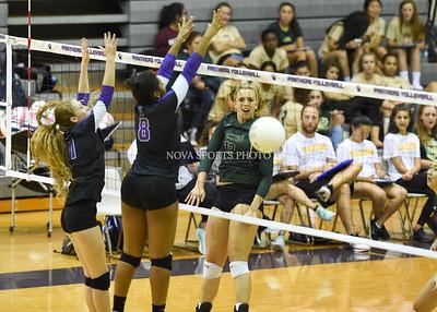 Volleyball: Langley vs. Potomac Falls 9.15.16