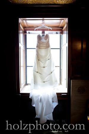 Irina and Evan Color Wedding Photos (Louisville, Ky)