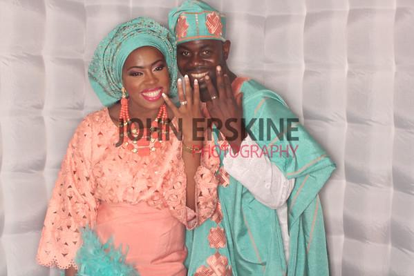 Funmi & Tolu Wedding