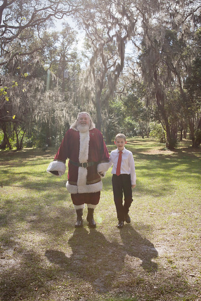 Santa Minis 2018: Alex!