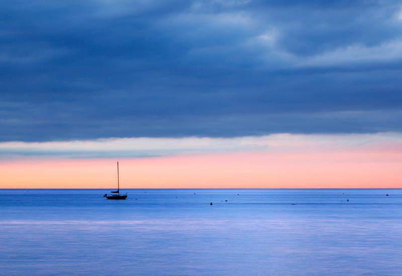 Eagle Harbor Sailboat - Ephraim (Door County - Wisconsin)