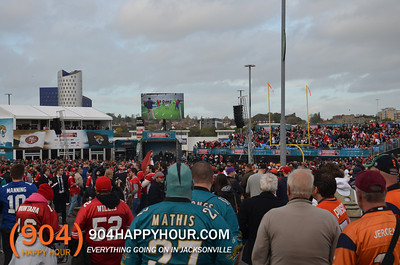904 Travels to London for the Jaguars