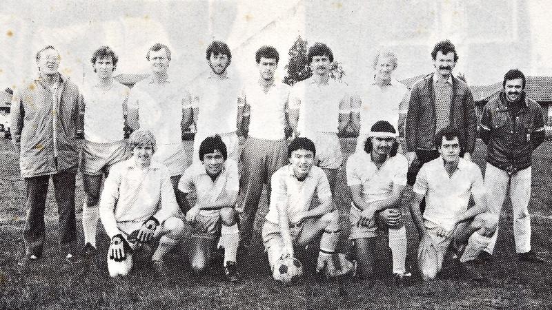 1983 Mens Seniors