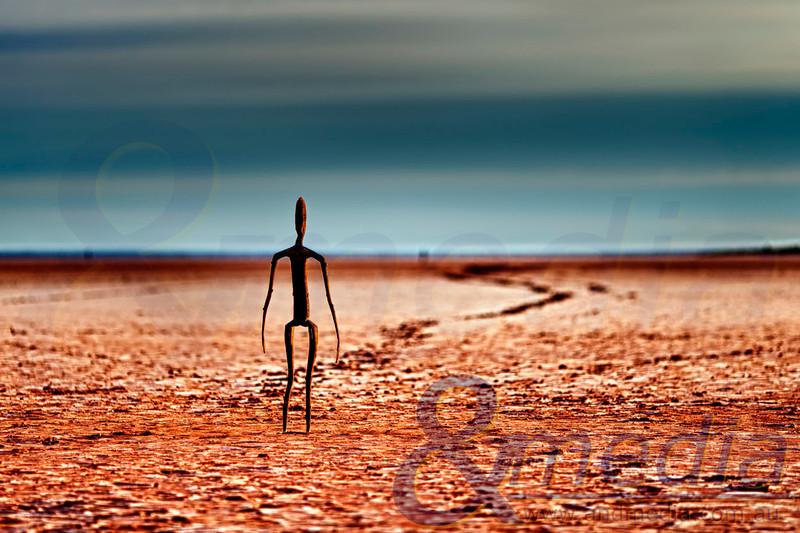 Lake Ballard, Western Australia - 31/03/2013