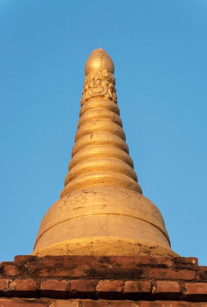 Pyathada Paya, Bagan, Burma