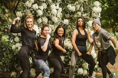 Wild at Heart at Athleta || May 19th, 2019