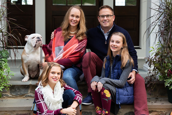 2018 Espenshade Family Portraits