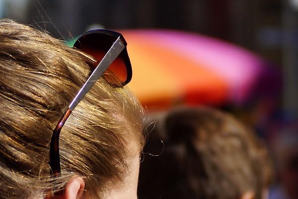 Sunglasses at the Festival