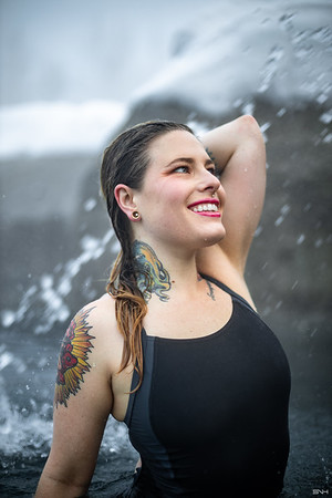 Oona Chena Hot Spring Shoot 2018