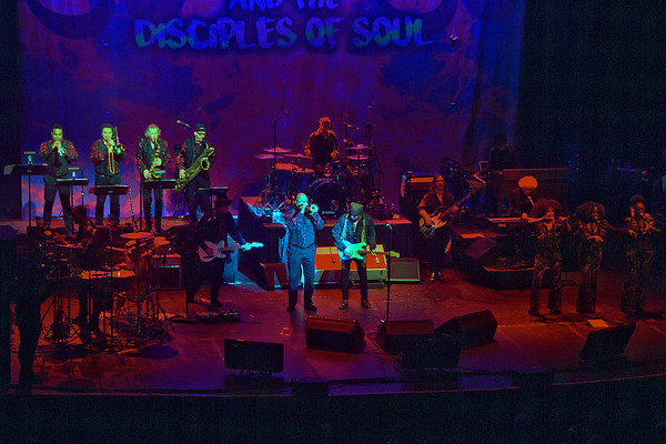 Little Steven and the Disciples of Soul 12/23/17 at the Count Basie