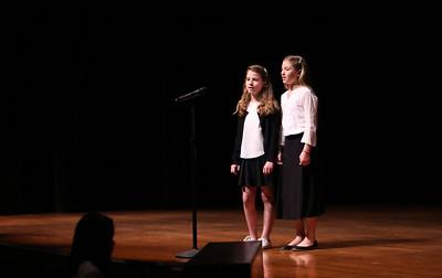 CIS 2017 Talent Show