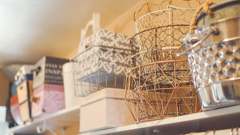 Newborn Baskets in Every Shape and Style