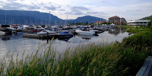 On the Waterfront - What money can buy in Kelowna