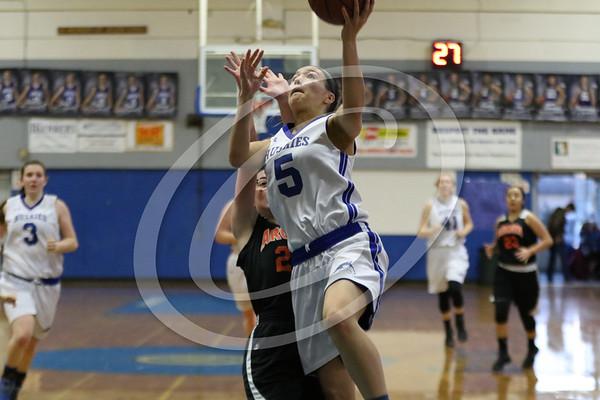 FUHS Girls Basketball JV