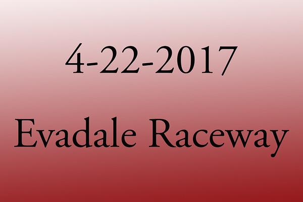 4-22-2017 Evadale Raceway  'Index Racing'