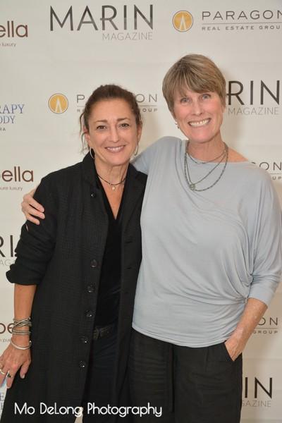 Sharon Paster and Katy Kuhn