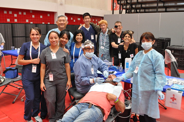 IMAHelps Joins The Flying Doctors on Medical Mission In Thermal