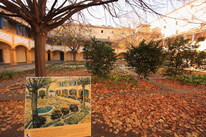 Arles, France - Van Gogh Tour