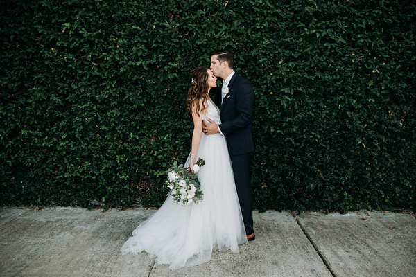 Kayla and Scott are married!