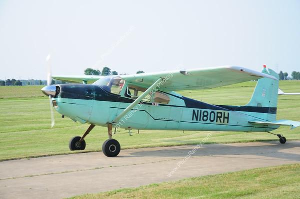 Shelby EAA Fly In--June 4, 2011