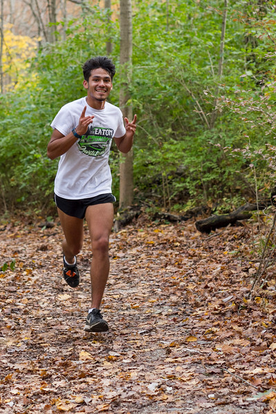 ORRRC Narrows 10k - November 4, 2018