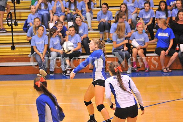 09-24-15 Sports Celina @ Defiance VB