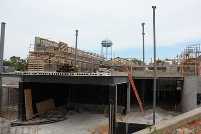 Construction Photos - August 10, 2011