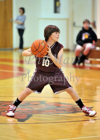 Brandywine VS Amity 5th Grade Basketball