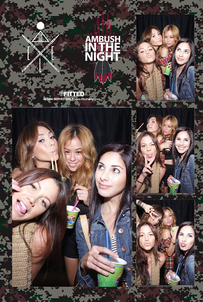 FITTED - Ambush in the Night (Photo Booth)