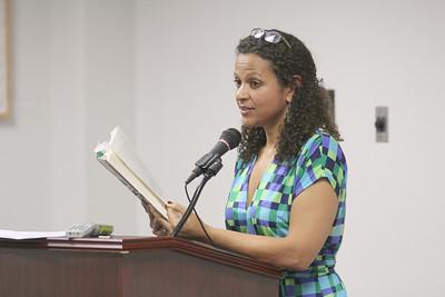 Alison Stewart Book Event