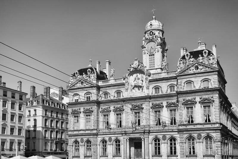 Lyon Town Hall