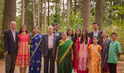 SR's family 2017