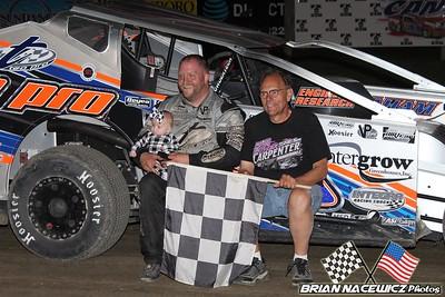 Can-Am Speedway - 7/24/20 - Brian Nacewicz