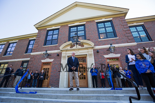 2019-10-5 Hampton Academy Community Open House and Ribbon Cutting
