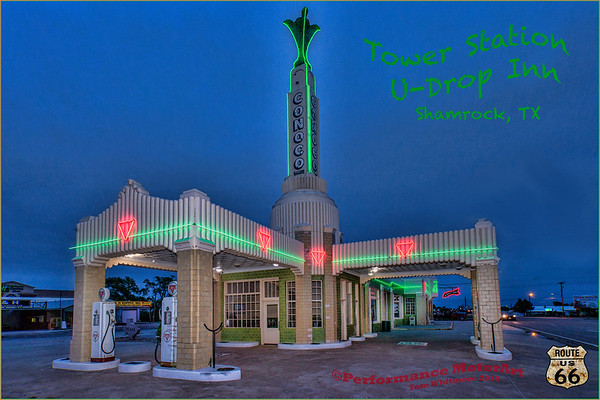 Whimsical Postcards of Route 66....Part 2